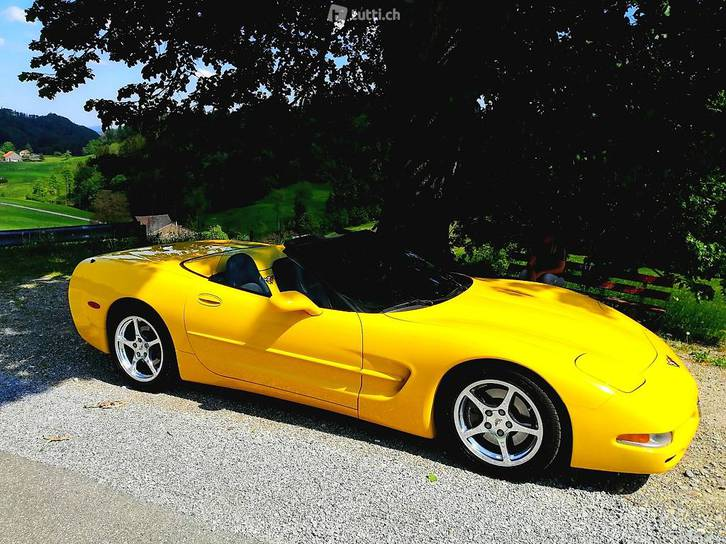 Chevrolet Corvette Convertible 5.7 Pack A