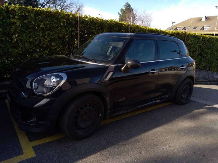 Mini Countryman R60 1.6i Cooper S ALL4