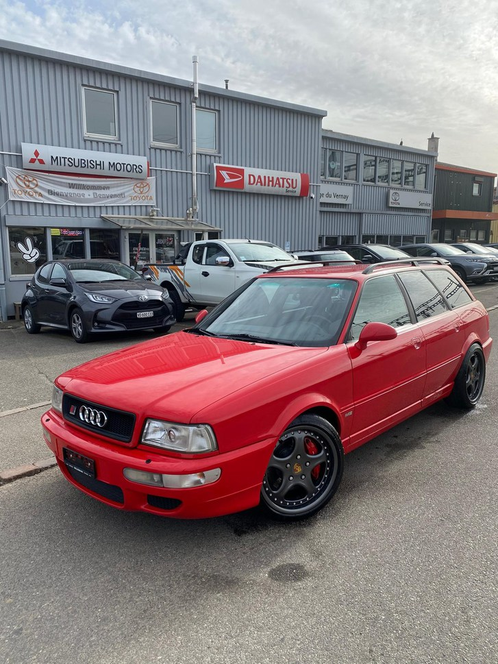 Audi RS2 Avant 2.2 Turbo quattro