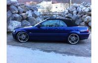 BMW 325Ci Cabriolet