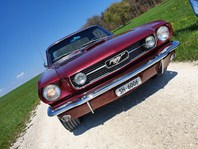 Ford USA Mustang 4.7 Coupe