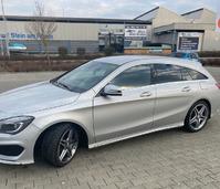 Mercedes-Benz CLA-Klasse X117 Shooting Brake CLA 200 d AMG Line 4 matic