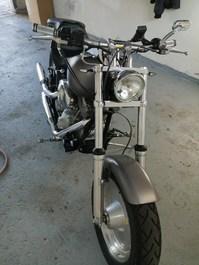 Harley-Davidson FXST 1450 Softail Standard