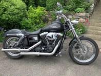 Harley-Davidson FXDBI 1450 Dyna Street Bob