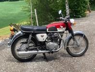Honda CB 250 (Strasse)