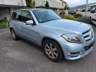 Mercedes-Benz GLK-Klasse X204 GLK 250 CDI BlueTec 4matic