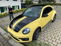 VW Beetle 2.0 TSI Sport DSG
