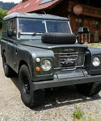 Land Rover 88 2.3 Hardtop