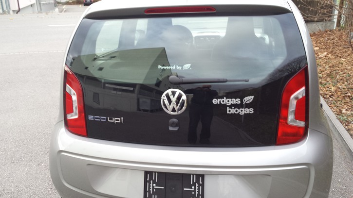 vw up ecof club up vw neuwagen mit 45 km erdgas. Black Bedroom Furniture Sets. Home Design Ideas
