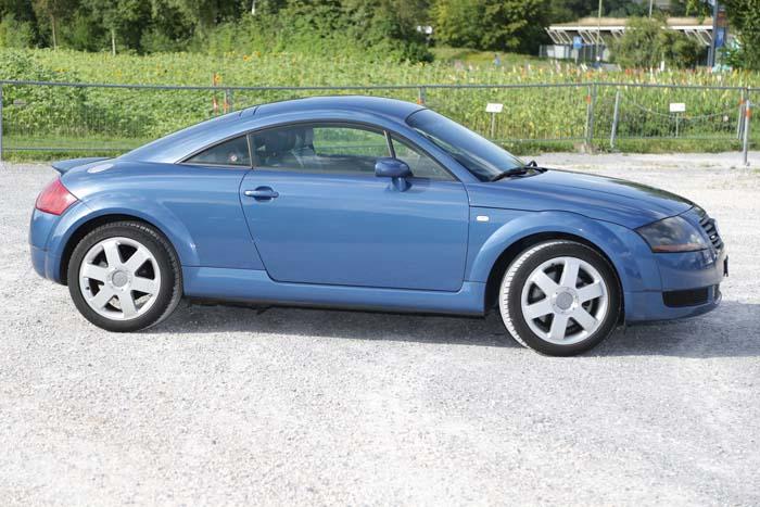 Super Audi TT Coupe Quattro 1.8 ab MFK Audi 1