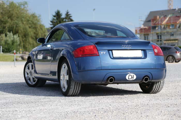 Super Audi TT Coupe Quattro 1.8 ab MFK Audi 2