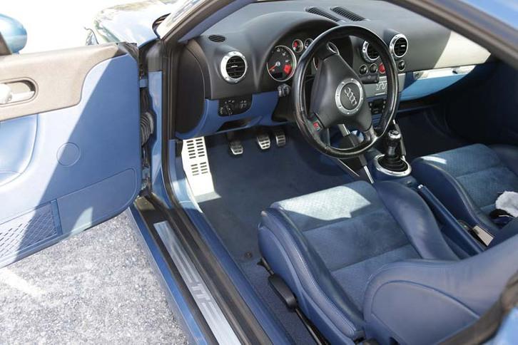 Super Audi TT Coupe Quattro 1.8 ab MFK Audi 3
