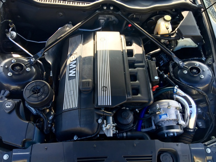 Z4 3.0i Kompressor M-Paket Cabrio BMW 3