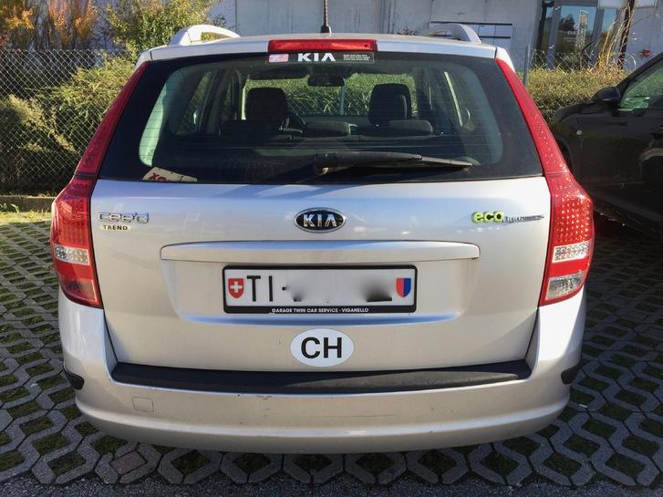 KIA Cee'd 1.6 Diesel eco KIA 2