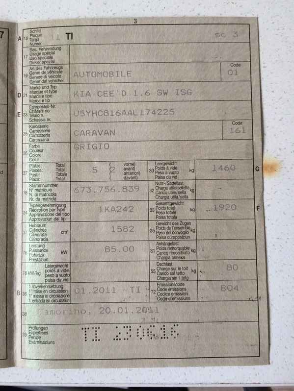 KIA Cee'd 1.6 Diesel eco KIA 4