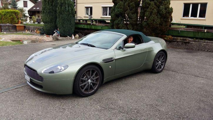 Aston Martin V8 Vantage Aston Martin 1