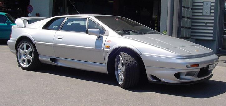 Lotus Esprit V8 Biturbo Lotus 1