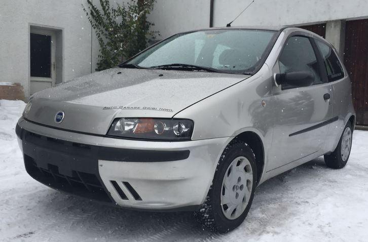 Fiat Punto 1.2, Frisch ab MFK, Klima, Sehr Gepflegt Fiat 1