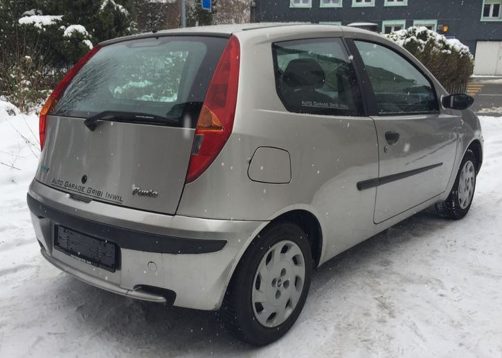 Fiat Punto 1.2, Frisch ab MFK, Klima, Sehr Gepflegt Fiat 4