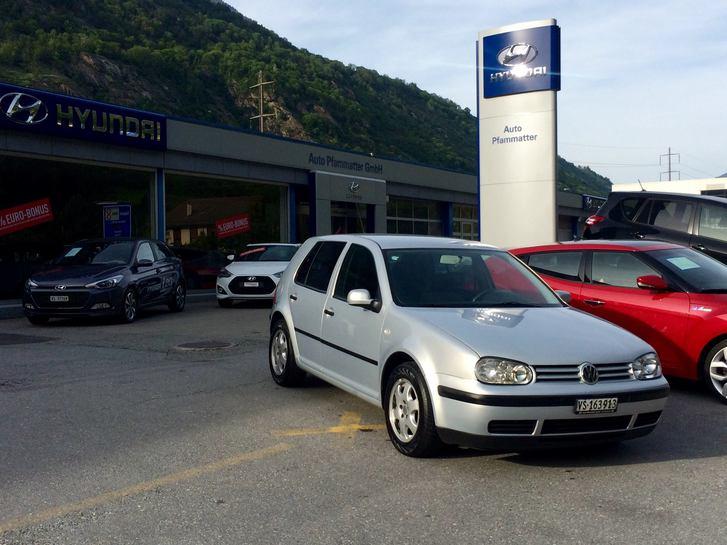 VW Golf 4 1.9 TDI VW 1