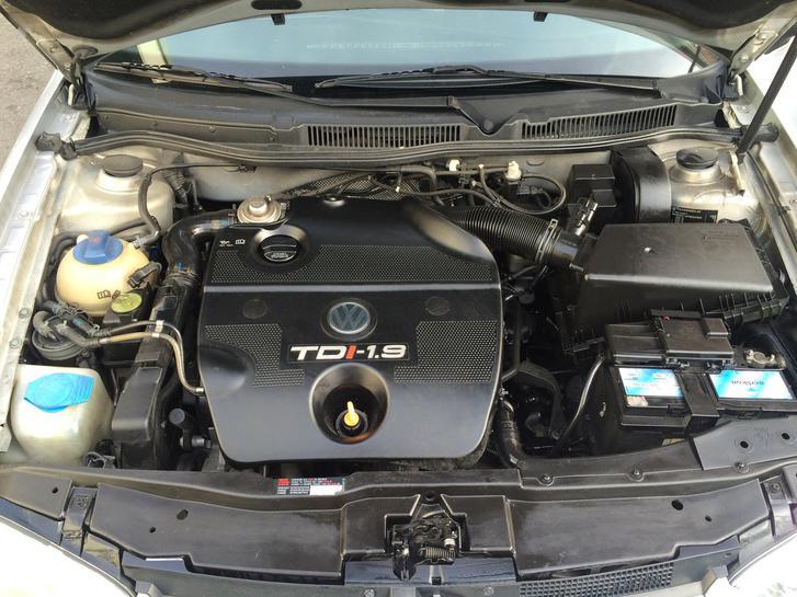 VW Golf 4 1.9 TDI VW 3
