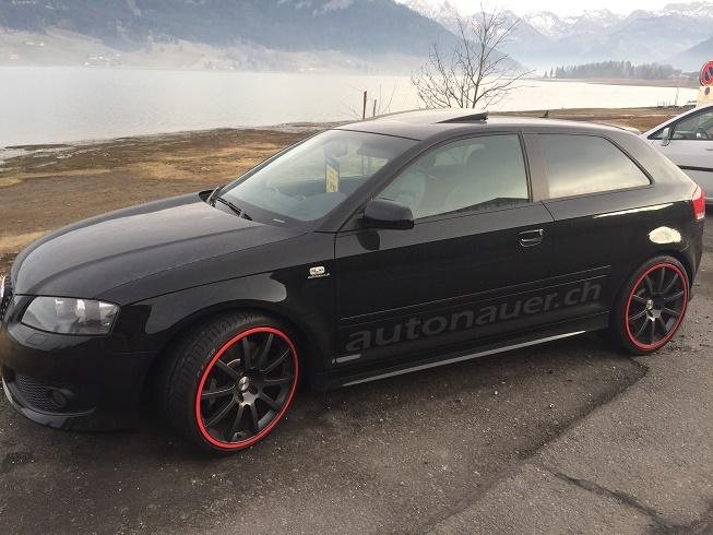 Audi S3 2.0 Turbo FSI quattro SPORTEC Audi 1