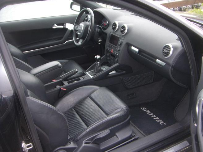 Audi S3 2.0 Turbo FSI quattro SPORTEC Audi 2