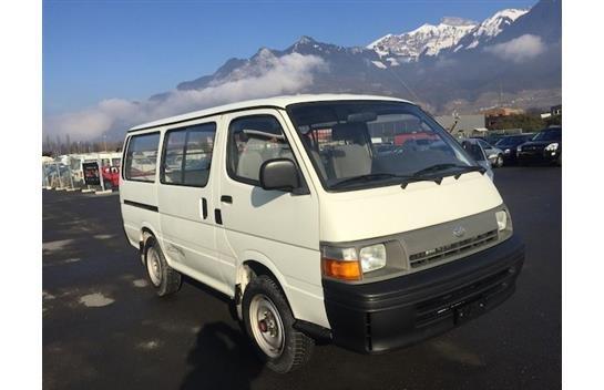 Bus..Lieferwagen..Kastenwagen..Pick-up....Benzin Toyota 3