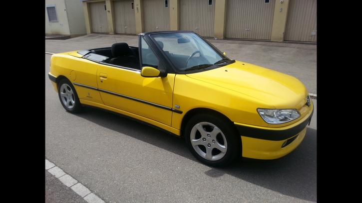 Cooles Spass Cabi  Peugeot 306 Peugeot 2