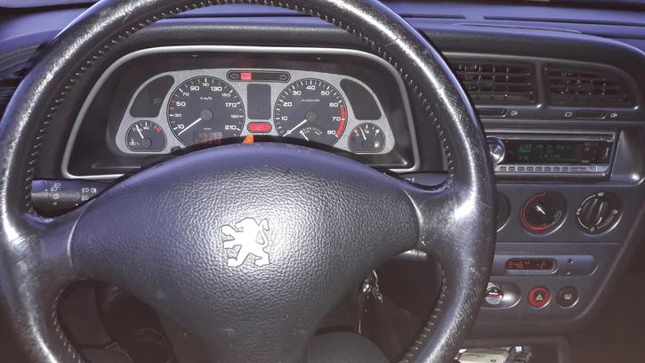 Cooles Spass Cabi  Peugeot 306 Peugeot 4