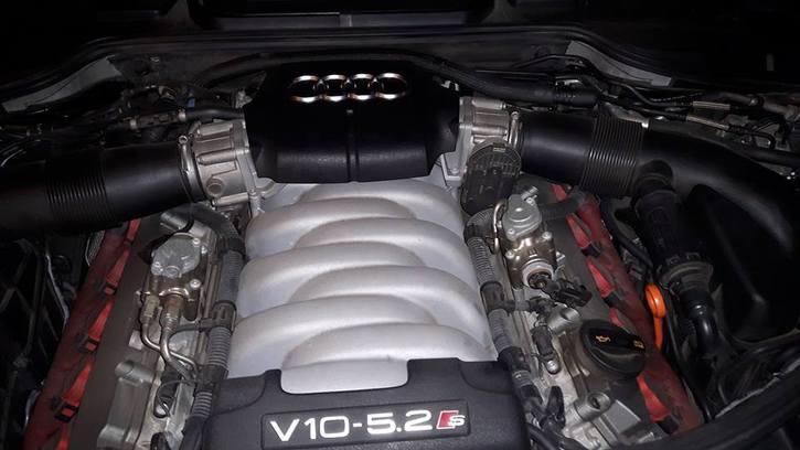 Luxus Sportwagen - Audi A8 V10 Quattro Tiptronic Audi 3