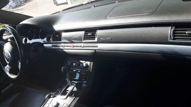 Luxus Sportwagen - Audi A8 V10 Quattro Tiptronic Audi 4