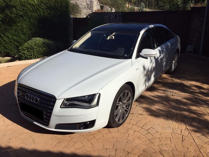 Audi A8 W12 qua. tiptr. Audi 1
