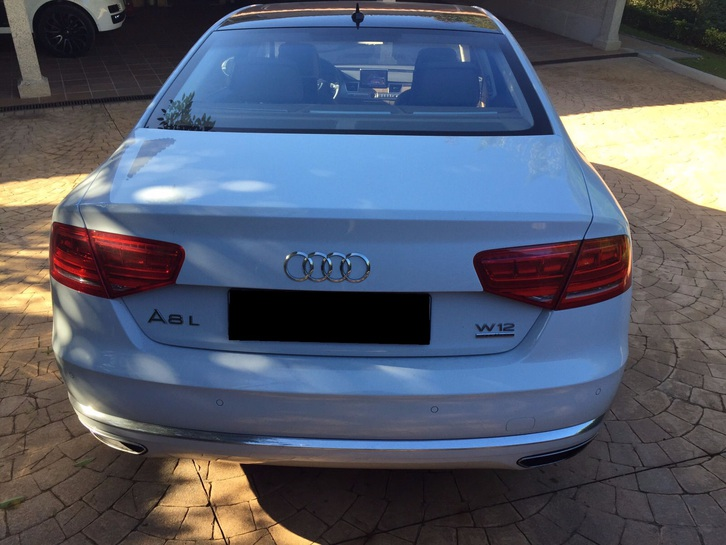 Audi A8 W12 qua. tiptr. Audi 3