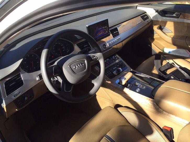 Audi A8 W12 qua. tiptr. Audi 4