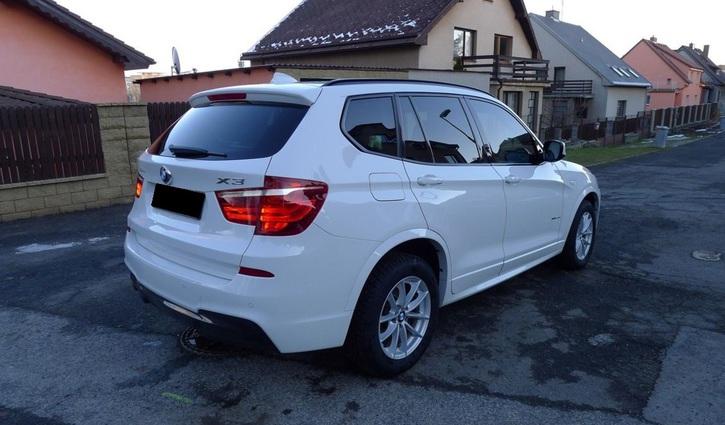 BMW X3 2.0 xDrive M-Sportpaket Audi 2