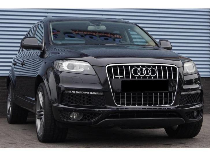 Audi Q7 Audi 1