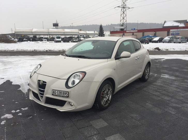 Alfa Romeo Mito 1.4TB Alfa Romeo 1