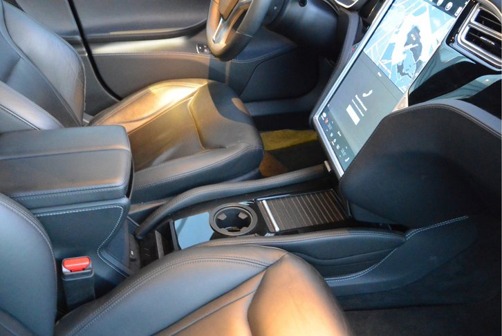 Tesla Model S90D Tesla 3