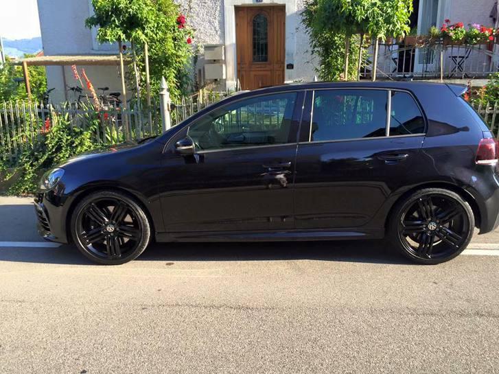 VW Golf 6 R VW 2