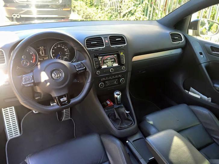 VW Golf 6 R VW 3