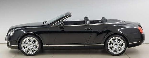 Bentley Continental GTC W12 Bentley 1