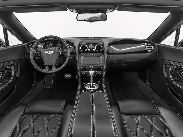 Bentley Continental GTC W12 Bentley 4