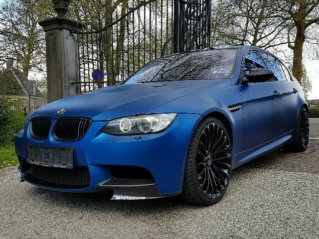 BMW M3 sedan M-DCT drivers package competition package BMW 1