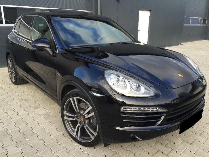 Cayenne Porsche 1