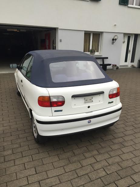 Fiat Punto Cabriolet Bertone Fiat 3