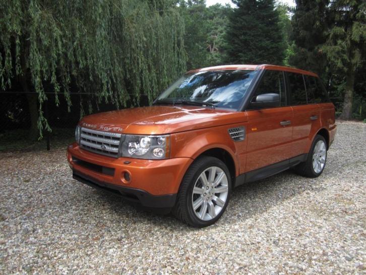 Land Rover Range Rover Sport 4.2 V8 Land Rover 3