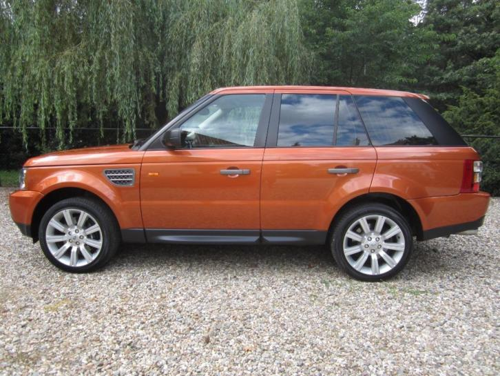 Land Rover Range Rover Sport 4.2 V8 Land Rover 4