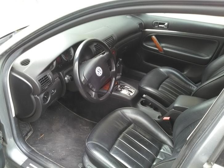 Passat W8 Quattro VW 1