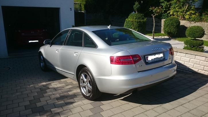 Audi A6 2.0 TFSI Audi 1